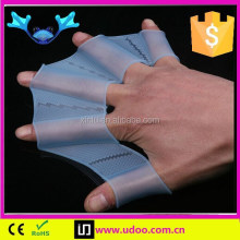 Silicone Swimming Frog Finger Fins