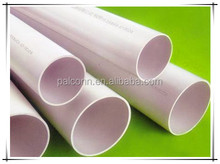 DIN/ASTM/BS standard PVC pipe for water supply upvc pipe 300mm