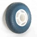 Non-slip Polyurethane Boat Dolly Wheel