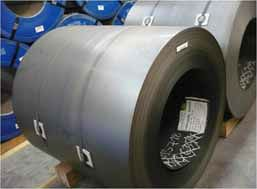 Secondary Cold Rolled Steel Coils