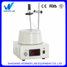 Digital Display Laboratory heating mantle with magnetic stirrer