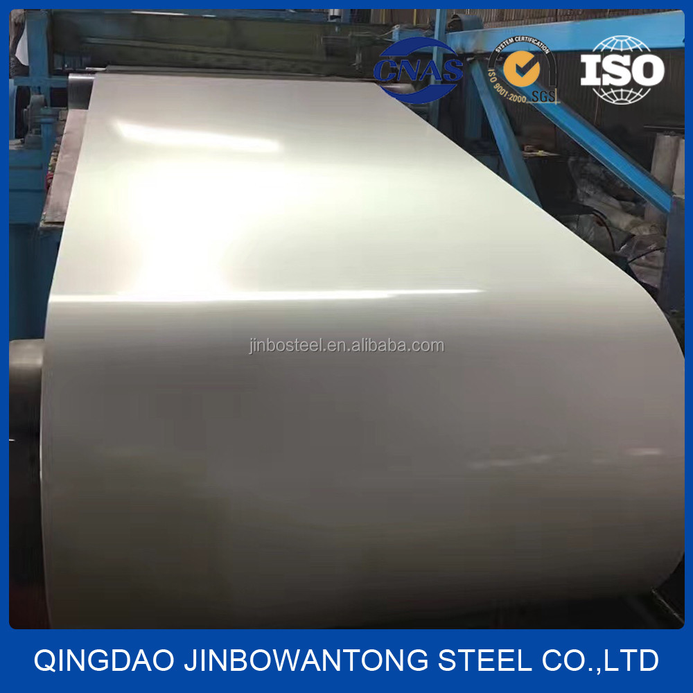 Prepainted GI steel coil / PPGI / PPGL major industries in india galvanized ppgl sheet