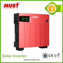 Off grid solar inverter with PWM and charger 600W-1400W