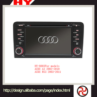 Hot selling 2015 world tech car dvd for AUDI A3 2002-2010