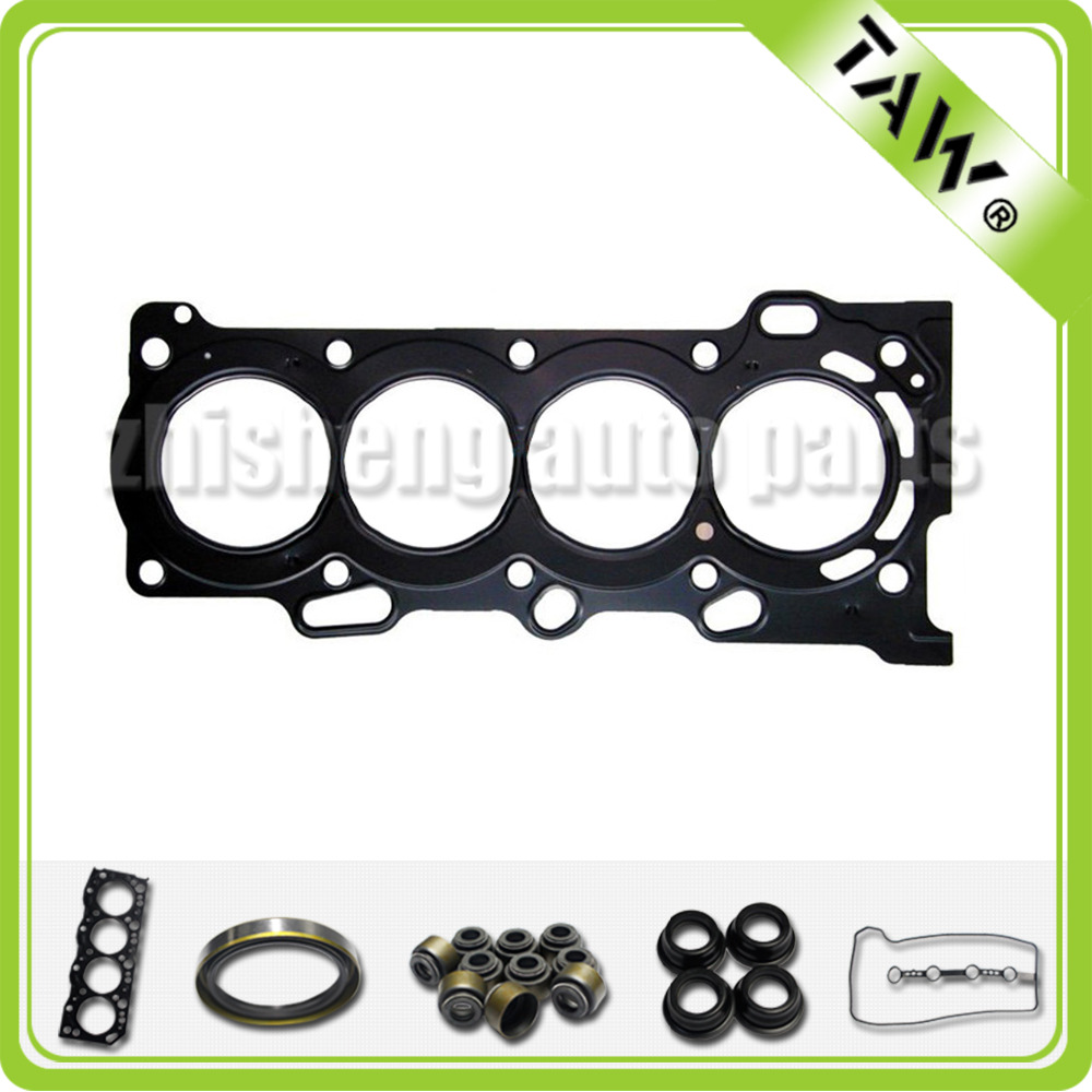 wholesale china factory cylinder head gasket kit for TOYOTA car OEM 1ZZ-FE (11115-22030)