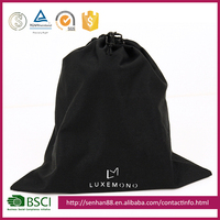 Wholesale custom cotton drawstring shoe dust bag