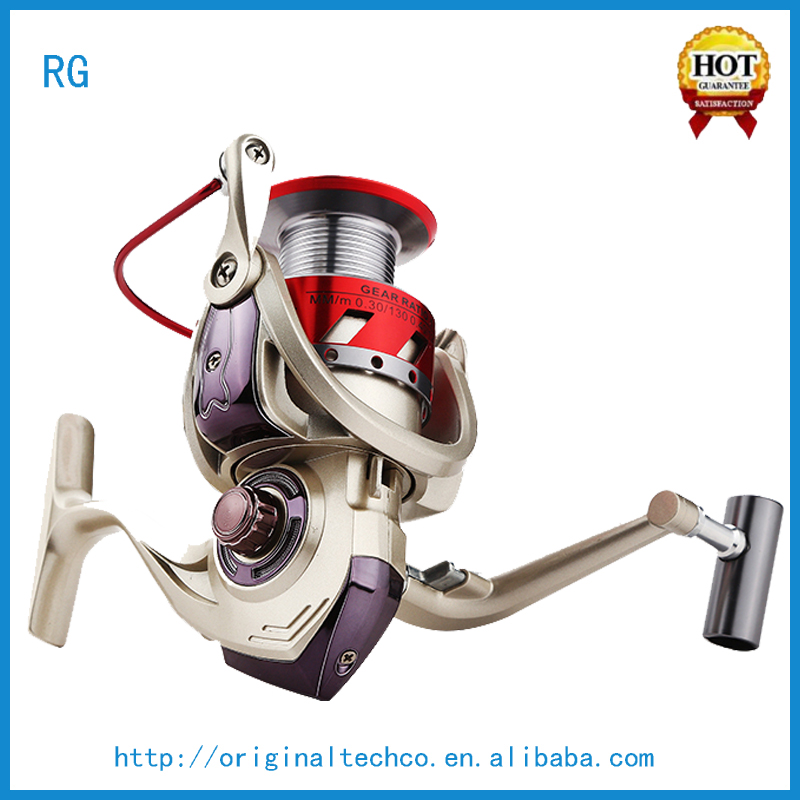 Factory direct High Quality 11BB 5.2:1 Gear Ratio Lake boat Fleshwater Saltwater Spin Fishing Reel