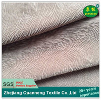 100% polyester burn out fabric for sofa upholstery