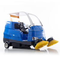 Good quality electric street sweeper auction