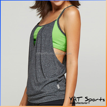 The latest fashion Ladies sexy bra sports tank yoga tube top