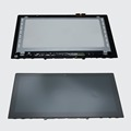 "15.6"" LP156WF4(SP)(L1) IPS LCD TouchScreen Assembly + Bezel For Lenovo Y50-70 Touch 1080P"