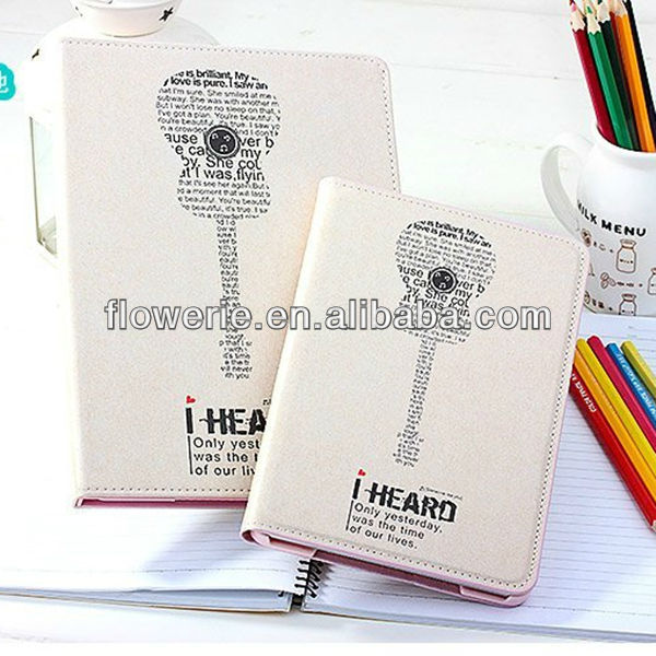 FL3276 2013 Guangzhou hot selling guita leather flip case cover for ipad air 5
