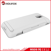 With Double Usb Output Power Bank For Iphone 6/6 Plus External Backup Battery Case For Huawei For Ascend P6