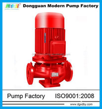 XBD series fire hydrant water pump