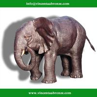 High Quality bronze elephant fountain (Bronze Foundry directly supplies)