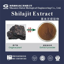 factory supply best price black shilajit stone extract powder