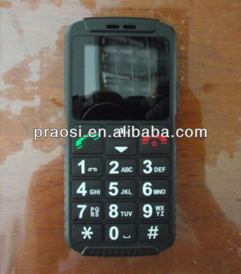 old man model mobile phones, gsm dual sim card cell phone