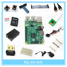 Raspberry Pi 2 Starter Kit--Raspberry Pi 2/B+ / Wi-Fi USB Adapter + Micro 8GB SD Card + Power Supply + metal case and many more