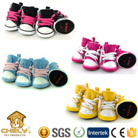 New Arrival Dog Walking Shoes Comfortable Sneaker Lovely Model