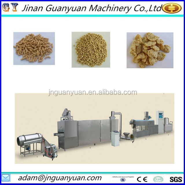 whey protein machine/vegetarian meat production line on Christmas discount!