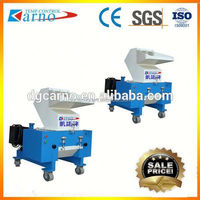 Trade Assurance low-speed crusher for plastic bottle for sales