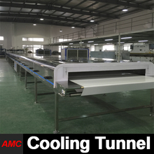 Chemical industry full automatic krupuk cooling tunnel