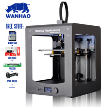 NEW Wanhao 3D PRINTER D6 PLUS Direct ABS Printer FOR SALE