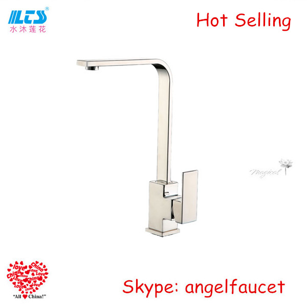 High Quality Modern Seven Design Kitchen Sink Mixer Tap Sanitary Ware