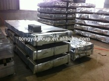 Corrugated Galvanized steel metal roofing sheet