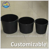 Domestic And Popular Plastic Flower Pots