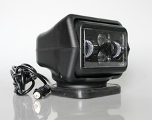 car accessories 60w led moving head serch light Led spot search light