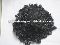 Lowest price of coal tar pitch offered byQunbang company