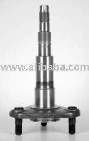 REAR WHEEL AXLE APE/GC-1000 AND MAHINDRA ALFA THREE WHEELER