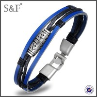 CHEAP PRICES!! Latest Luxury spanish leather bracelets