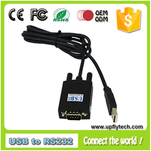 Usb To Serial Rs232 Adapter Cable Driver Usb 2.0 To Rs232 UT810