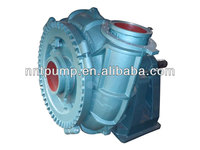 Sand pump for wet sand suction