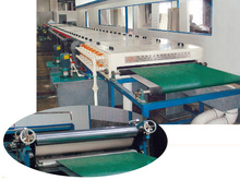 PS plate auto production line