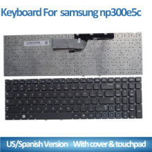 Wholesale laptop keyboard for Samsung NP300E5A NP300E5C NP300V5A NP305E5A Laptop US layout