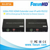 Foxun Newest SX-EP36 H.264 Encoder POE IR remote Controller hdmi over lan extender