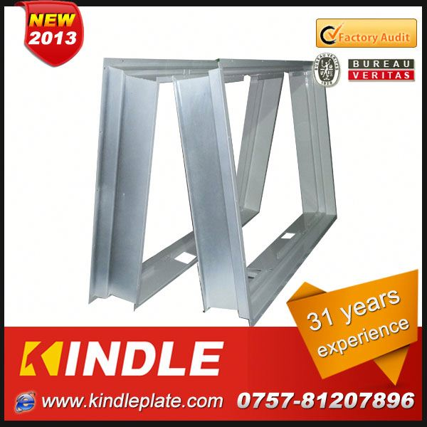 Kindle High Precise stainless steel fabrication company with 31 Years Experience