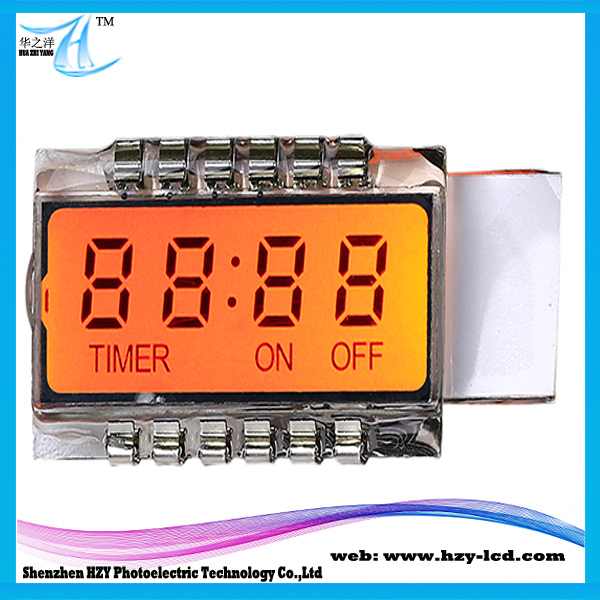Digital Hour Meter Tachometer TN LCD Display For Motorcycle Motor Car Boat Motorcycle
