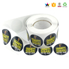 OEM Colorful Motor Sublimation Waterproof Sticker Roll