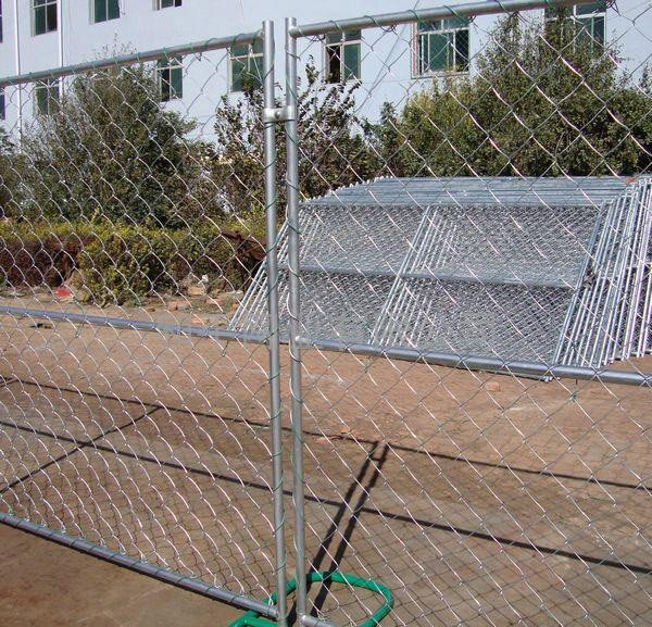 Construction Building Wrought Iron Temporary Fence Lowes