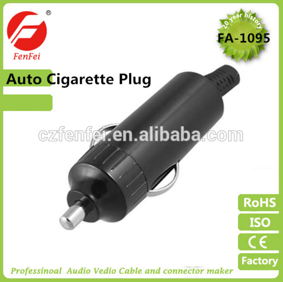 Hot sale 12V Auto Cigarette Lighter Plug With Indicator Light