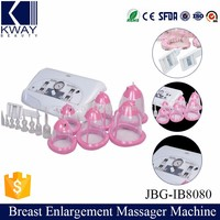 Alibaba express hot sexy breast nipple massage vacuum enhancer bra