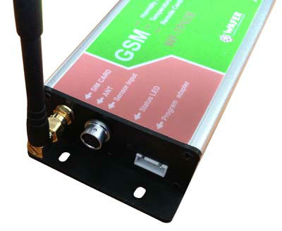 GSM Temperature SMS Alarm, monitor and Email data logger file report