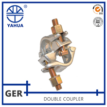 Germany Type Drop Forged Double Coupler for Scaffold