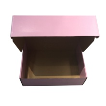custom <strong>paper</strong> gift packaging box, pink designs shoe printing folding <strong>paper</strong> box