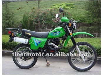 Motorcycle classic dirt bike 125cc motorcycle(ZF200GY-2A)