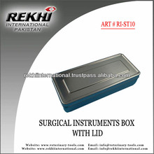 surgical holloware instruments box,medical surgical instruments box, surgical instruments box